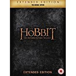 The Hobbit Trilogy - Extended Edition [DVD] [2015]